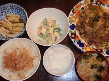 20110507夕食�A.JPG